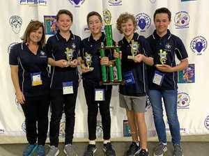 St Andrew's takes out Future Problem Solving world final