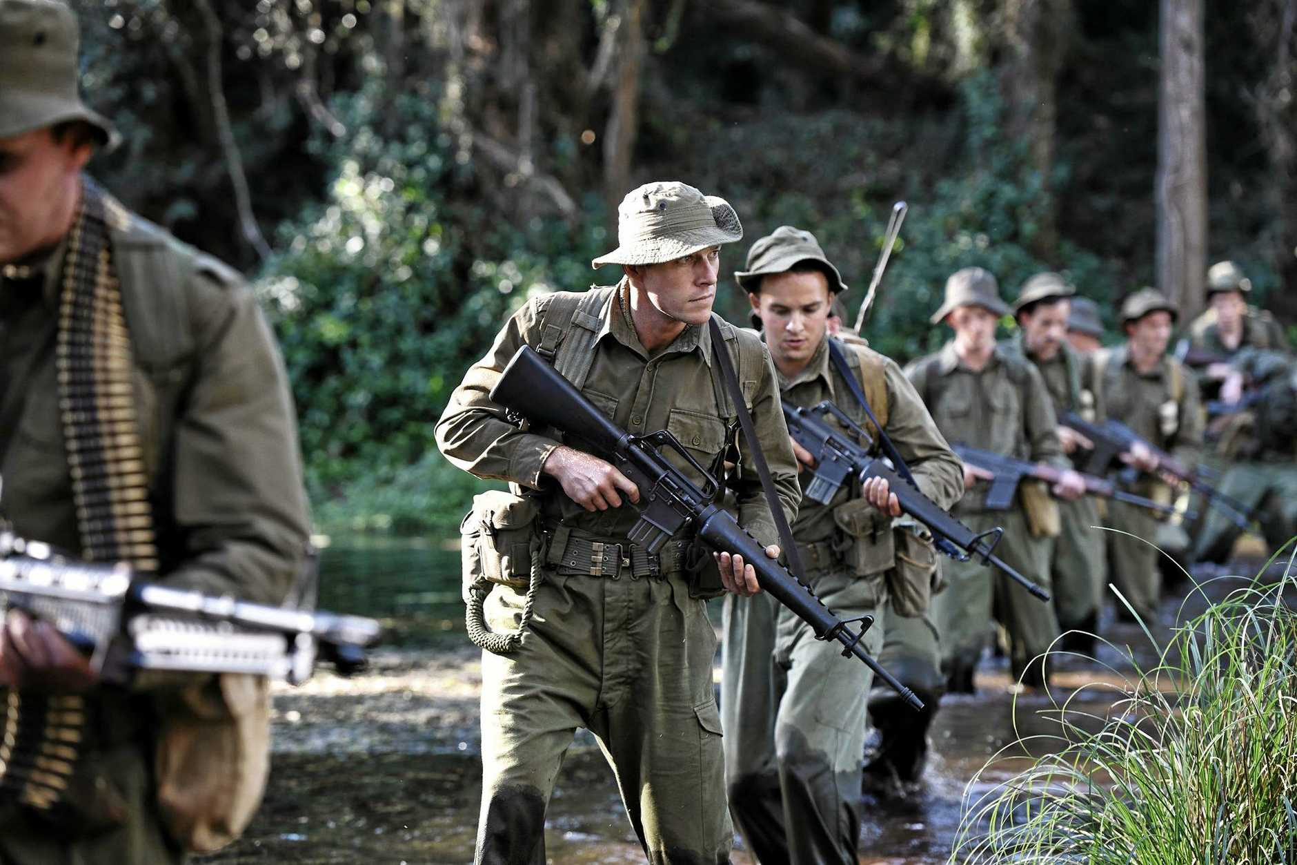 Danger Close: The Battle of Long Tan has received rave reviews at early screenings. The film will have its official Australian premiere on the Gold Coast tomorrow.