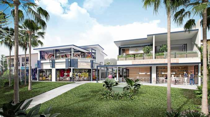 Multi-million dollar retail centre expansion