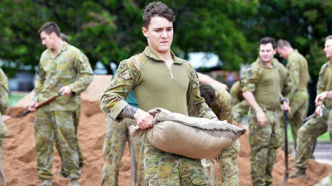 Australian Defence Force hailed for response efforts