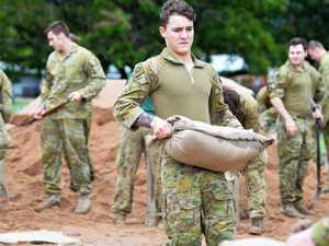 Australian Defence Force hailed for response efforts