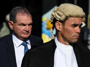 Pisasale trial: 'Did she put her hand on your leg?'