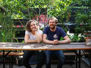 The Queensland couple farming in the city