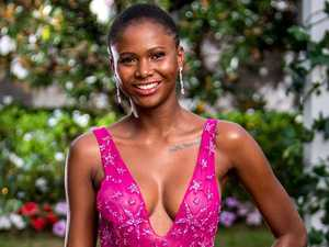 Model excited to be 'first black girl' on the Bachelor