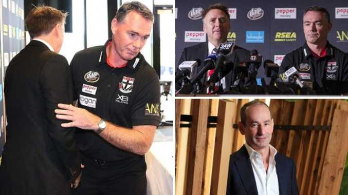 Top Saint: 'No blood on our hands' over Richo