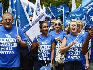 Thousands of NSW hospital workers to strike