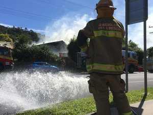 'We heard a woman screaming': Neighbour describes fire shock