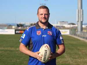 Moranbah Miners player Garth Moore.