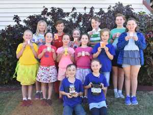 Gladstone Central State School are raising funds this