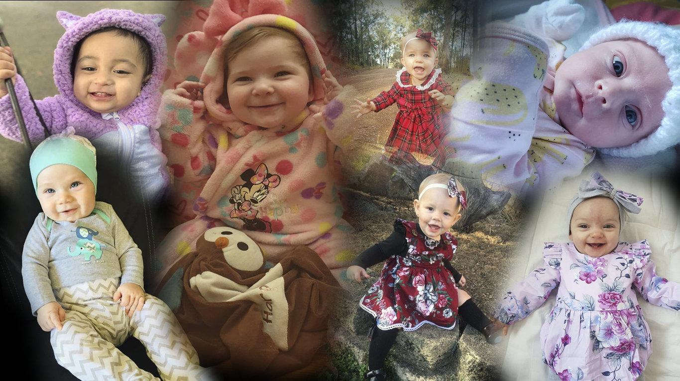 Vote for Ipswich's best dressed baby.