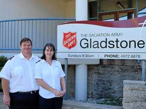 Gladstone Salvo's are tackling loneliness