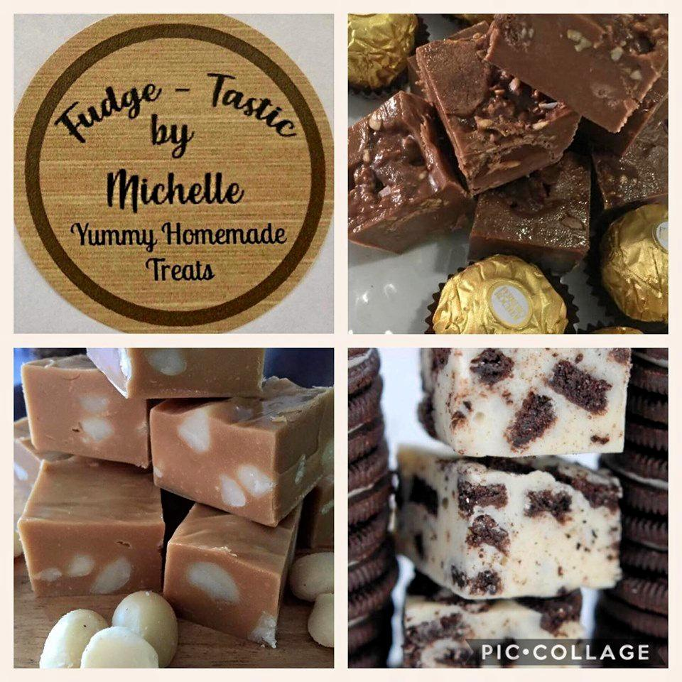 Fudge-Tastic by Michelle makes homemade fudge using quality ingredients.