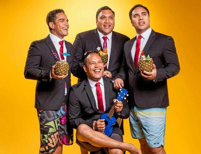 ONE NIGHT ONLY: The Modern Maori Quartet are bringing their old school entertainment and utterly incredible voices to Noosa alive! Friday, July 19 at The J.