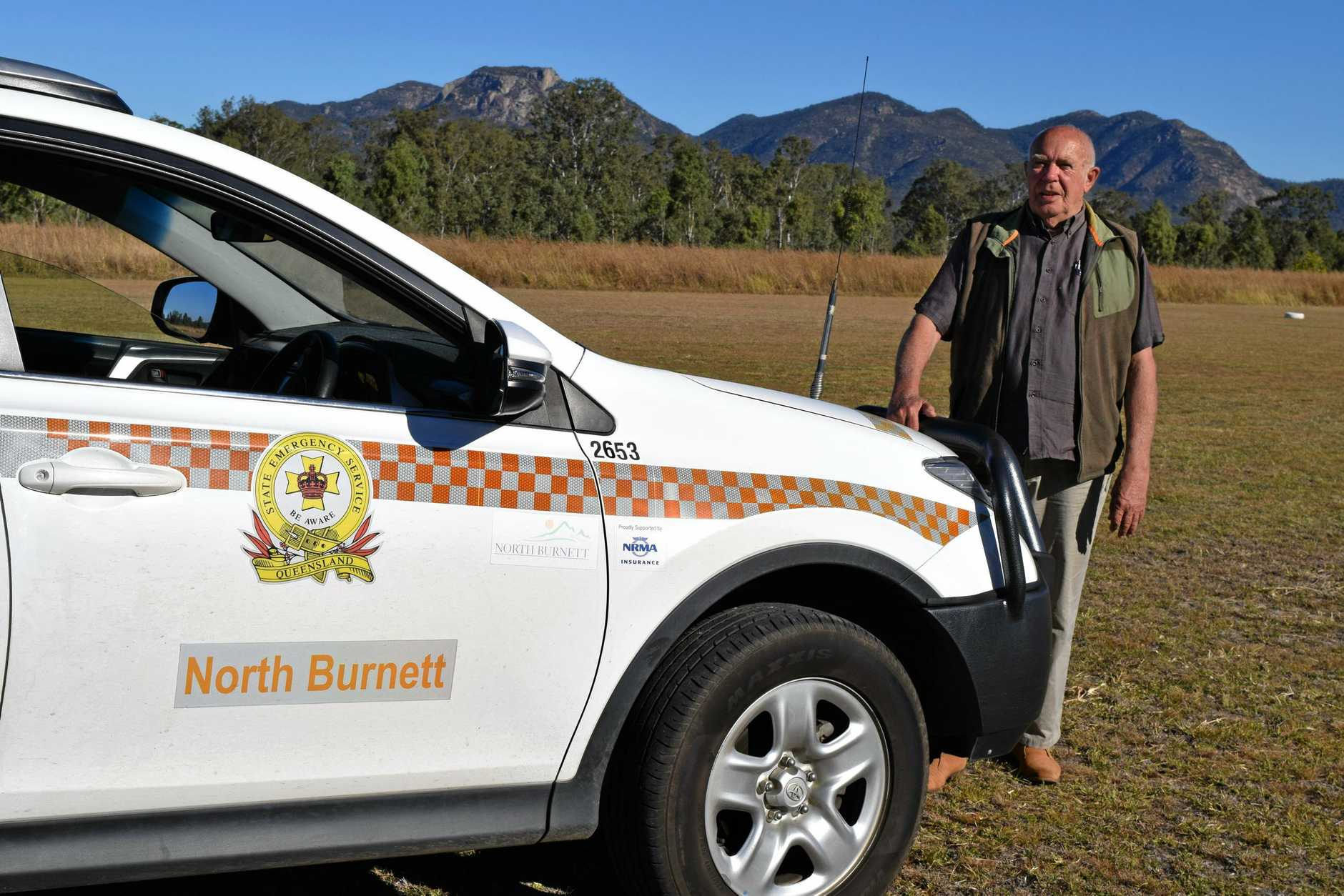 WARNING: North Burnett SES Local Controller Brian Lowe believes it's a matter of when, not if, there is a fatality on Mt Walsh.