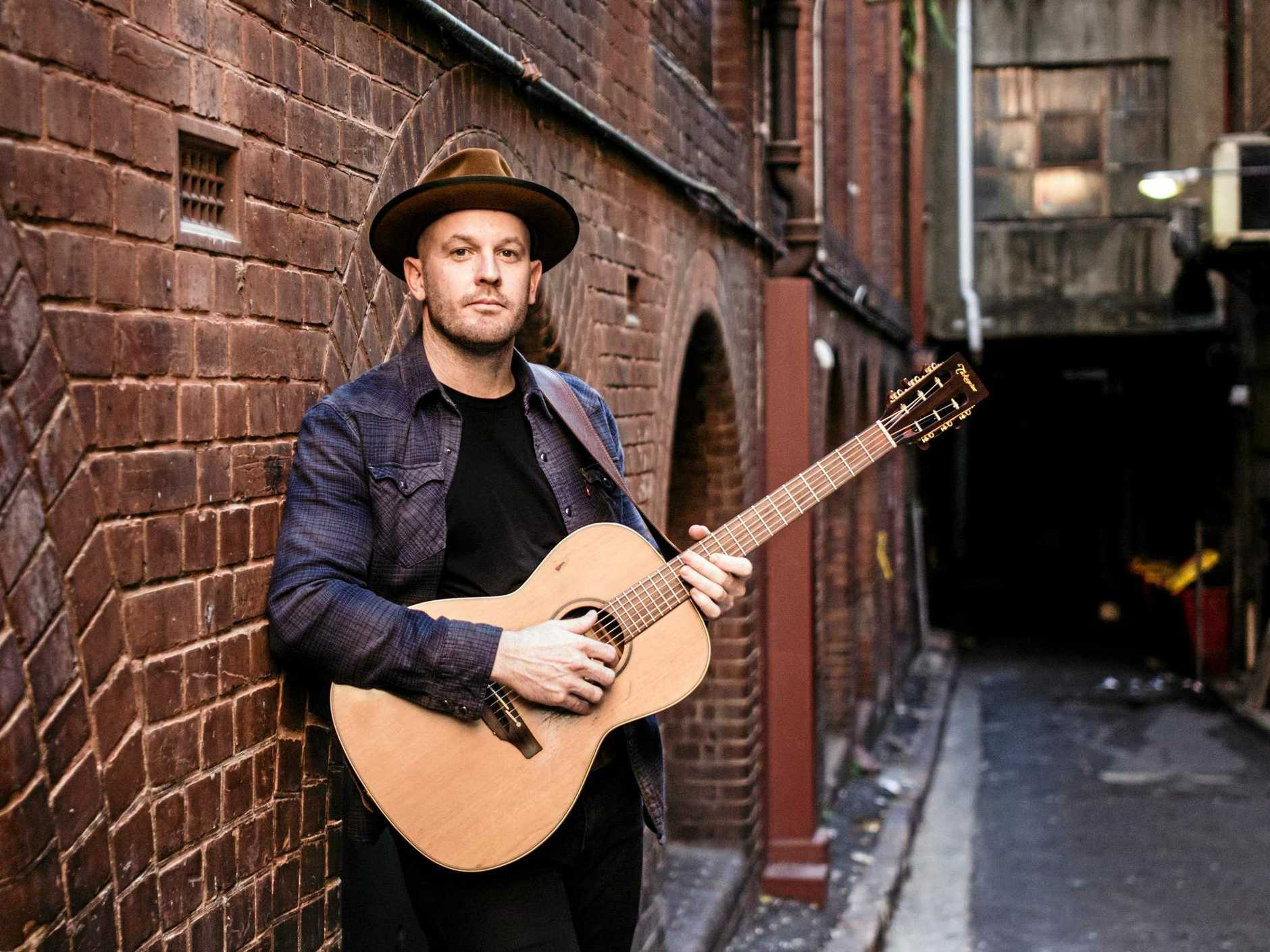 Brad Butcher, another much loved Mackay resident, will share the stage with Graeme Connors at the Supper Club Sessions on July 24.