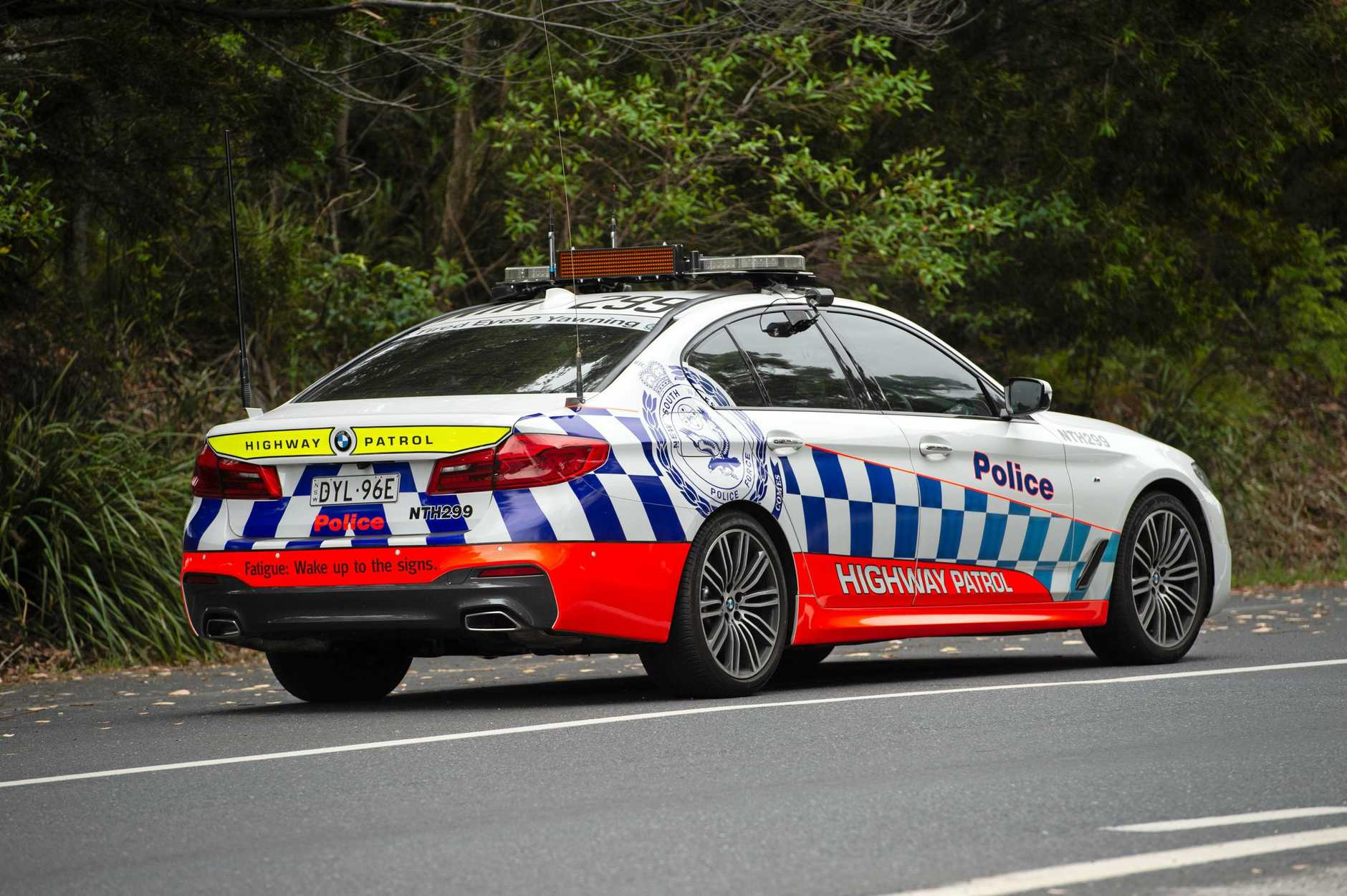 There have been reports of a police chase along Mackay Bucasia Rd.