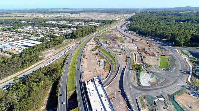 Bruce Highway designs 'finalised', despite Doug's protests