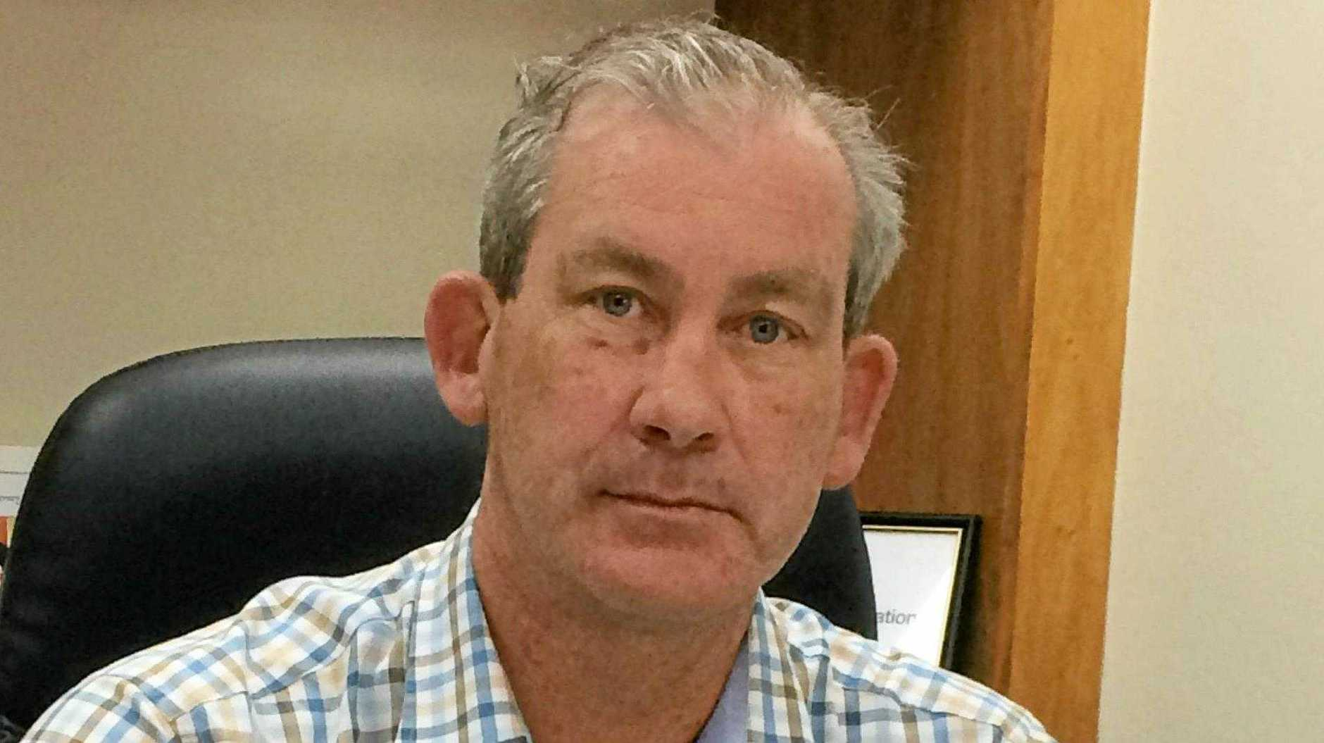Gympie Regional Council mayor Mick Curran said they're doing their best to help with the clean up.