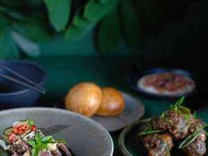 Beer, wine face off at Spicers Tamarind Retreat Asian dinner