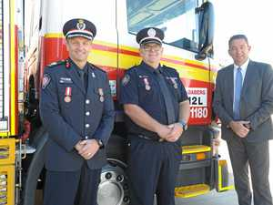 Our hero firefighters recognised for their service