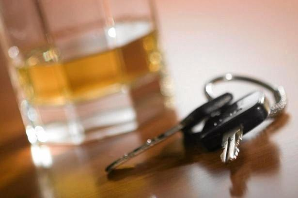 A woman has been convicted of high range drink-driving after she crashed her car in Stoney Chute.