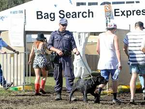 You've been warned: Police will target drugs at Splendour