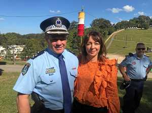 Doctors, police and security at biggest Splendour ever