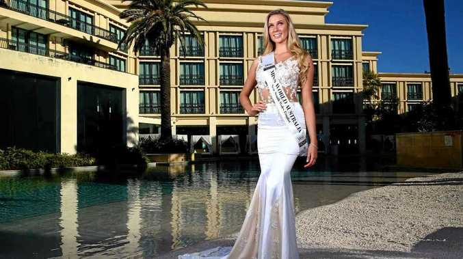 Bundy beauty's D-day: Will she capture Miss World Aus crown?