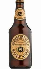 The Shepherd Neame and Co Double Stout.