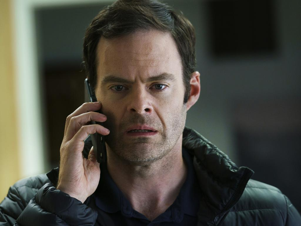 Bill Hader in a scene from Barry. Picture: AP
