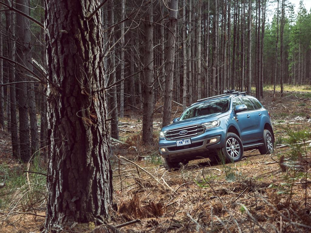 The Ford Everest now comes standard with vital safety features.