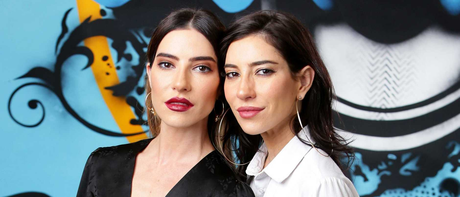 The Veronicas in Brisbane.