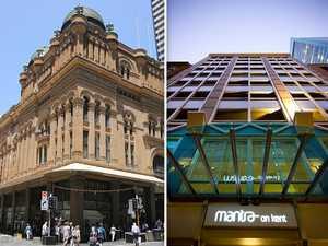 Vow to fix building crisis as Sydney Uni under microscope