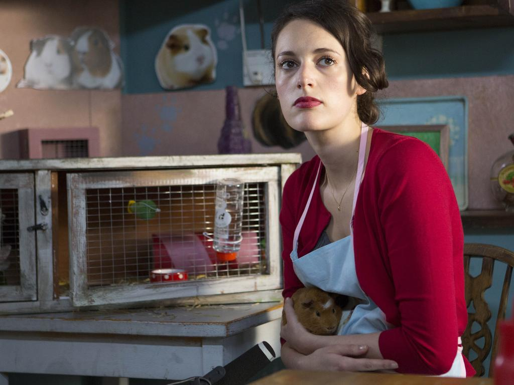 Phoebe Waller Bridge in Fleabag. Picture: Supplied