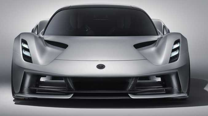 World's craziest supercar revealed