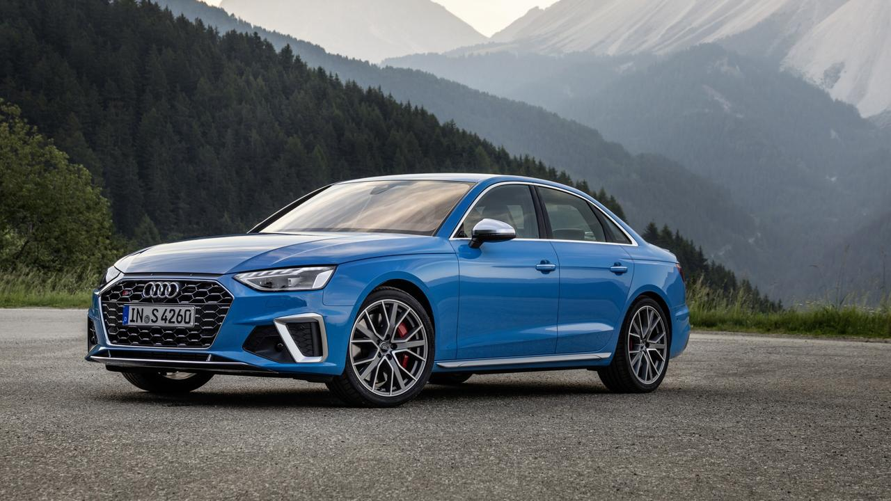 Audi won't bring the diesel-powered S4 to Australia.