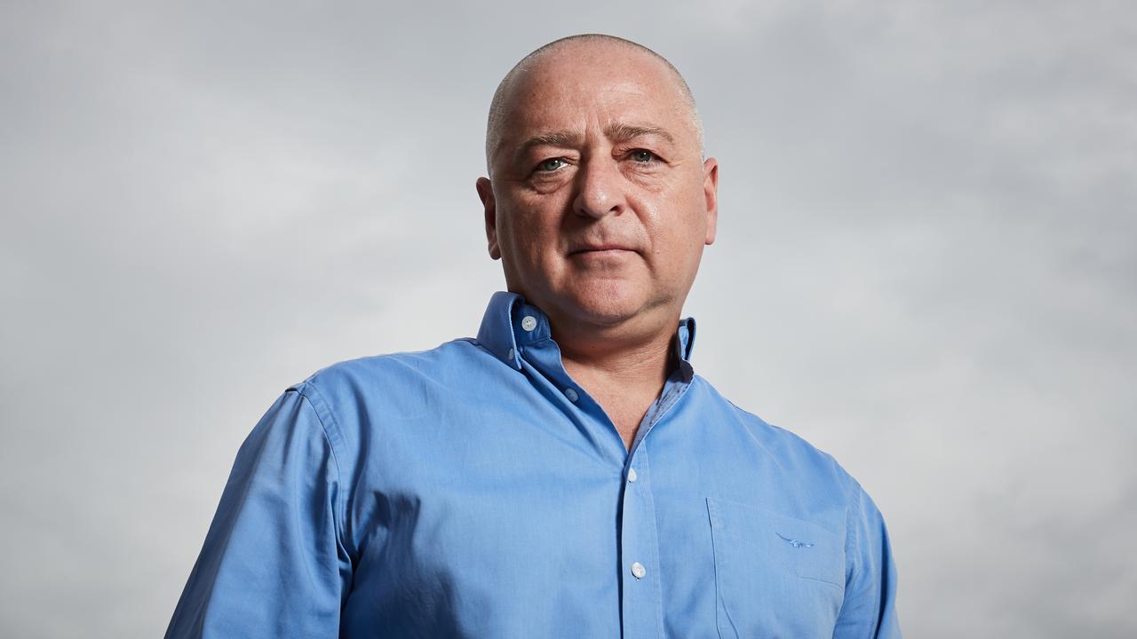 SafeWork SA Chief Martyn Campbell. Picture: Matt Loxton