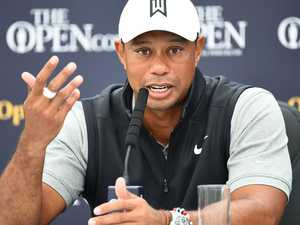 Woods snubbed by World No. 1