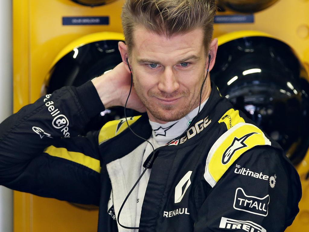 Nico Hulkenberg has reason to feel let down.