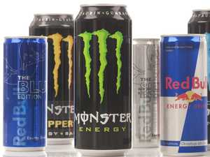 Energy drinks to be banned in the UK