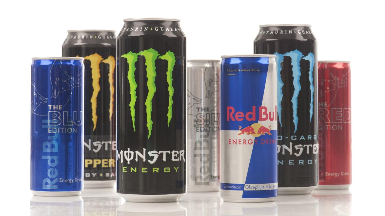 Energy drinks high in caffeine and sugar will now be banned from sale to children.