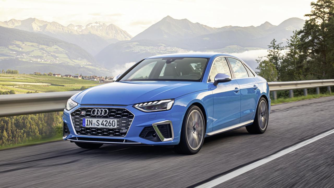 The A4 is a comfortable car to drive but lacks the engagement of some rivals.