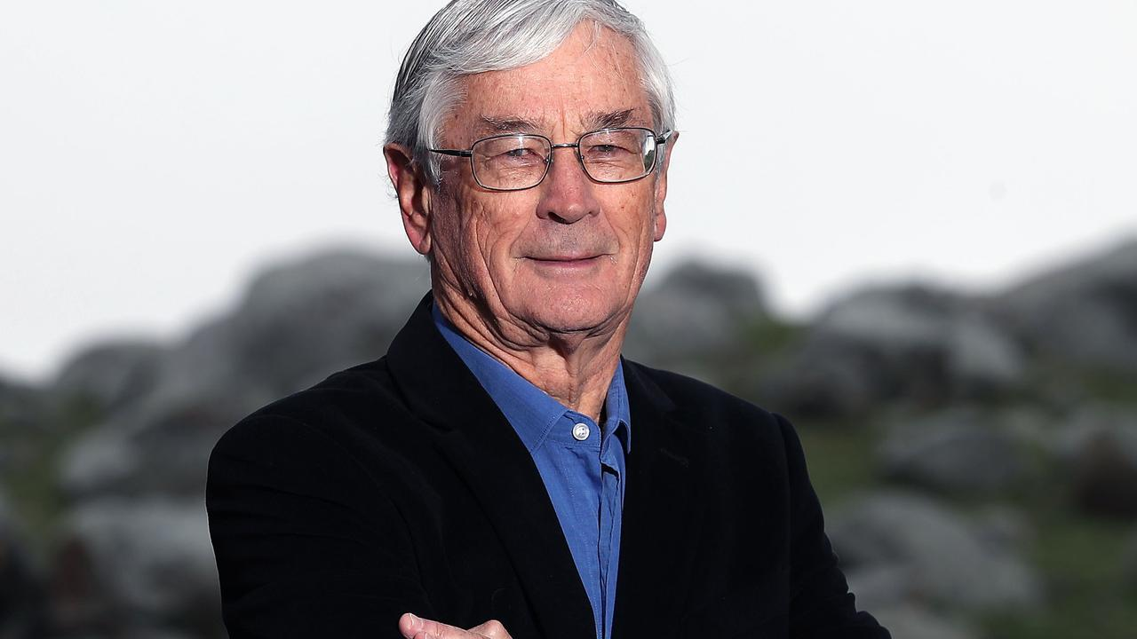 "Dick Smith says franking credits are ""outrageous"". Picture: Gary Ramage"