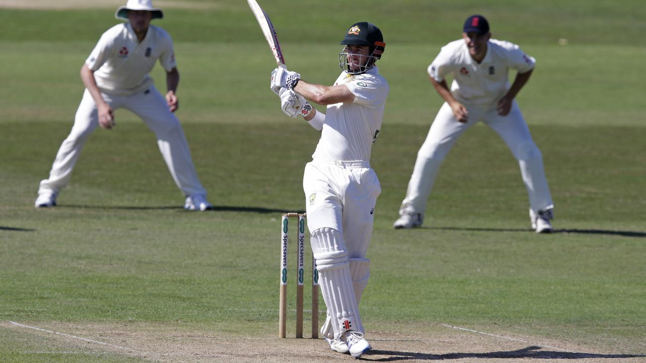 Kurtis Patterson hit a century in his debut Test series against Sri Lanka earlier this year.