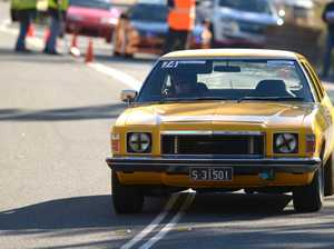 Stephen Roden in the 1979 Holden Kingswood