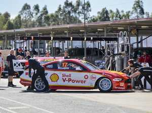 EXCLUSIVE: Frosty talks put Ipswich Supercars event in doubt