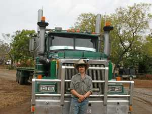 How did this 19-year-old truckie become his own boss?