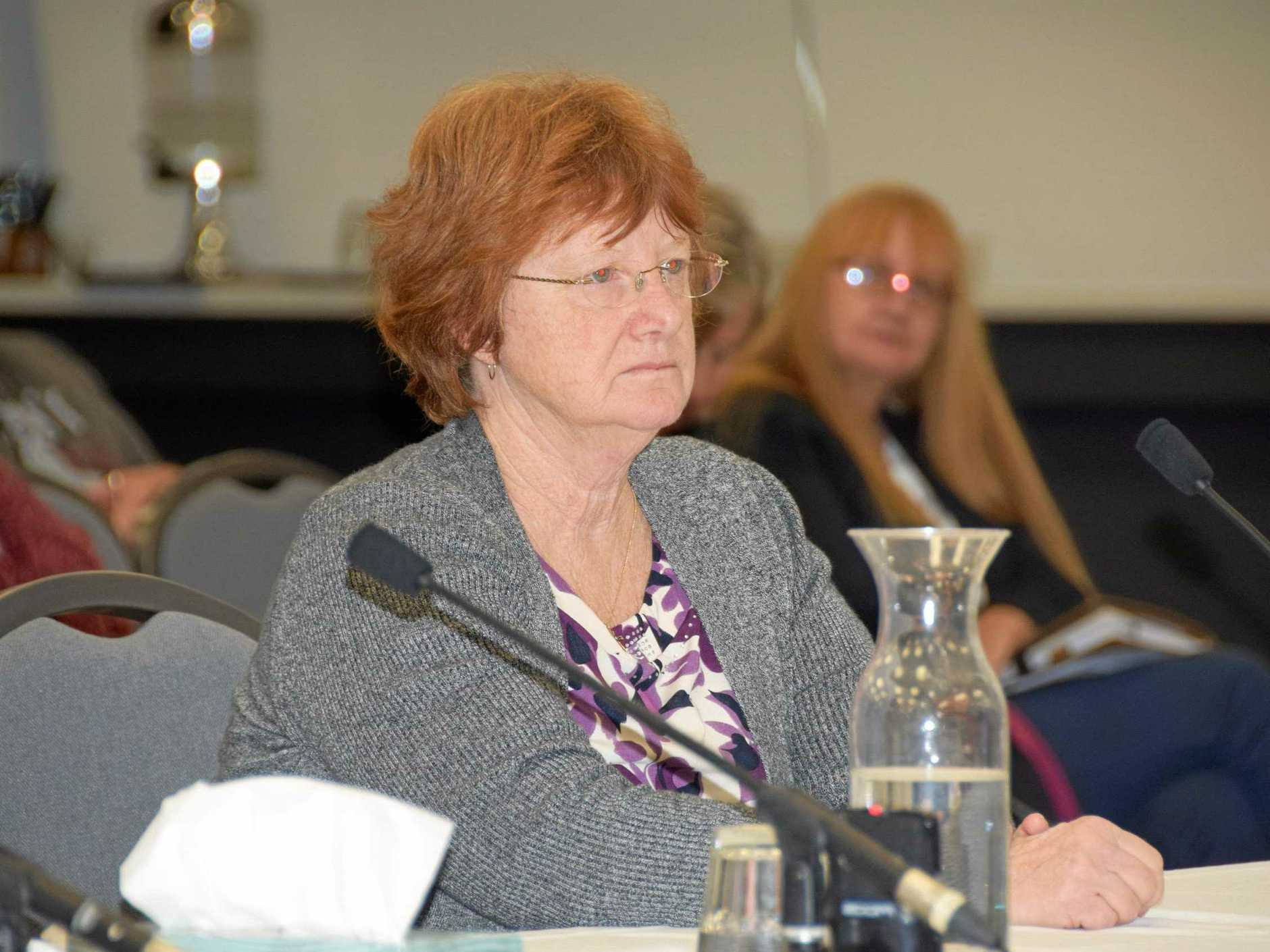CALL FOR CHANGE: Lyn Morgan called for voluntary assisted dying to be legalised.
