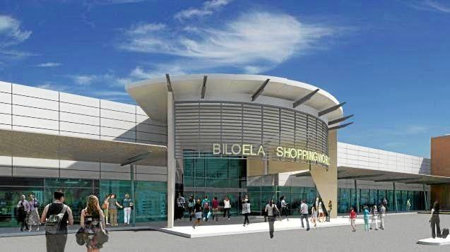 NEW DEVELOPMENT: An artist's impression of the proposed Biloela Shoppingworld expansion.