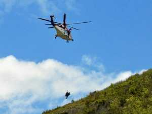Woman in serious condition after fall on Mt Coolum track